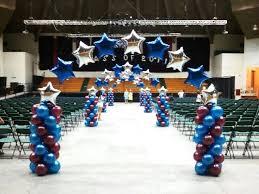 balloon arrangements for graduation graduation