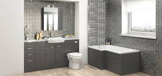 Contemporary Bathroom Suites - bathrooms contemporary