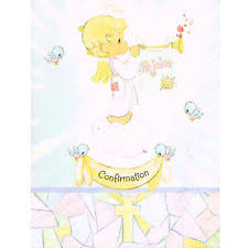 confirmation party supplies 8 vintage precious moments 1st communion invitations party