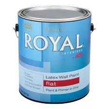 royal interior latex flat wall paint gallon interior paint