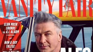 Tina Fey Vanity Fair Pics Alec Baldwin Memoir Excerpted In Vanity Fair Newsday