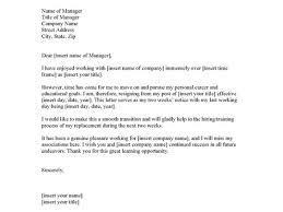 resignation letter complete cna resignation letter nursing letter