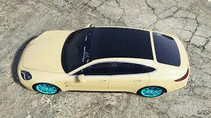 porsche panamera turbo 2017 back porsche panamera turbo 971 2017 replace for gta 5