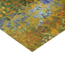 van gogh craft tissue paper zazzle