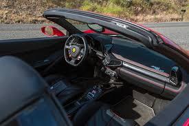 Ferrari 458 All Black - 2014 ferrari 458 spider review digital trends