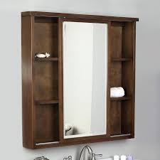 medicine cabinet without mirror wood medicine cabinet with mirror arealive co