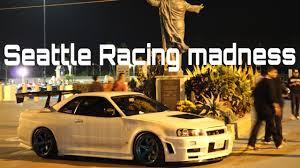 car junkyard kent wa seattle street racing 2017 audi r8 gets smoked youtube
