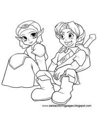 zelda coloring page printable zelda coloring pages for kids cool2bkids video game
