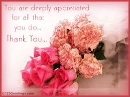 deeply appreciated free at work ecards greeting cards 123