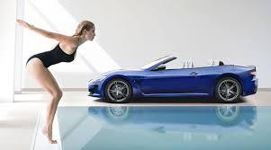 maserati cars genevieve morton makes maserati u0027s luxury cars even more desirable