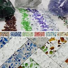 recycled glass backsplashes for kitchens inexpensive kitchen backsplash ideas budget friendly backsplash