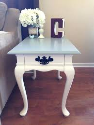 refinishing end table ideas refinishing table ideas secuted info