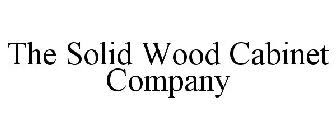 The Solid Wood Cabinet Company Browse Trademarks By Serial Number Justia Trademarks