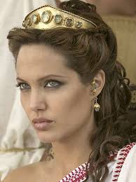 love the greek style love the hair and love her
