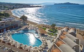 the best beach hotels in greece telegraph travel