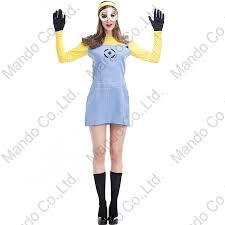 Minion Halloween Costume Girls Buy Wholesale Halloween Minion Costume China Halloween
