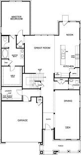 Georgetown Floor Plan Plan A 3023 Modeled U2013 New Home Floor Plan In Berry Creek By Kb Home