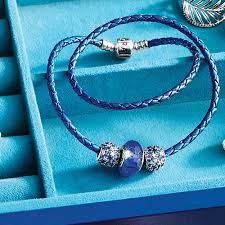 bracelet leather pandora images Get a free pandora leather bracelet special ben david jewelers jpg