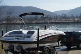 boat trailer guides with lights beyond the wake photo gallery
