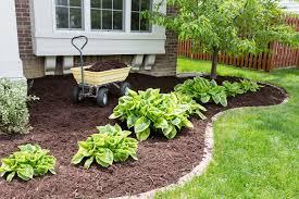 Mulching Vegetable Garden by Garden Centre Royal City Nursery