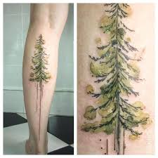 25 trending watercolor tattoo tree ideas on pinterest black
