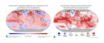 National Temperature Map Climate Change Vital Signs Of The Planet Last Month Was Hottest