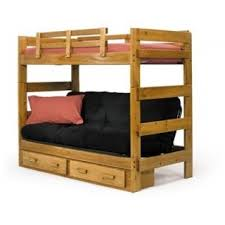 Bunk Bed Mattress Board Futon Bunk Bed With Bunkie Board Bunk Beds Seat N Sleep
