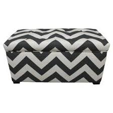 Chevron Storage Ottoman 76 Best Ottomans Images On Pinterest Ottomans Dorm Room And