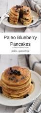 paleo blueberry pancakes seasonal cravings