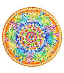 rangoli decoration sticker rangoli and alpana decoration buy online