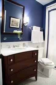 great dark blue bathroom decor 76 about remodel with dark blue