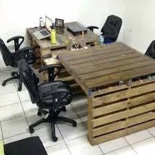 comment faire un bureau soi meme faire bureau soi meme bureau en palette en entreprise comment faire