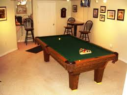 brunswick bristol 2 pool table used pool table inventory maine home recreation