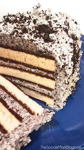 the easiest dairy free ice cream cake dairy free dessert favs