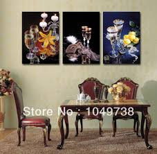 Wall Pictures For Dining Room by Dining Room Canvas Wall Art Images Dining Room Framed Canvas Art