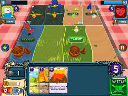 wars cards review card wars adventure time pocket tactics