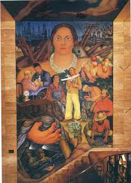Diego Rivera Rockefeller Center Mural Controversy by Research Paper U2013 Catherine Zhao