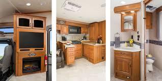 Motor Home Interiors 2016 Seneca Class C Motorhomes Jayco Inc