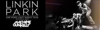 Linkin Park Linkin Park Canceled Houston Toyota Center