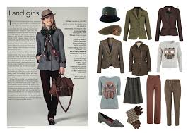 fashion ideal british heritage style reigns