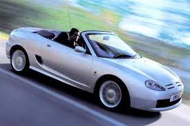mg tf 2002 2005 used car review car review rac drive