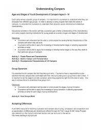 sle resume for applying job pdf file c counselor resume sle yun56 co summer c counselor resume