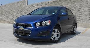 Fabuloso Seminuevos | Toyota Pachuca | Chevrolet Sonic LT 2013 Azul &CC76