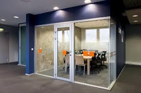 cloison aluminium bureau cloison amovible en aluminium de bureau acoustique modulare