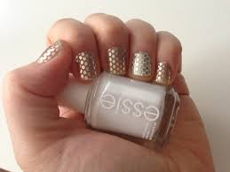 nailed it essie sleek stick nail appliqué in u0027oh my gold