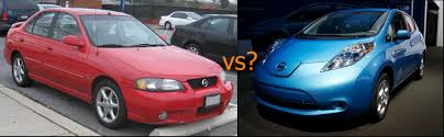 old nissan sentra nissan leaf vs nissan sentra wallet referees the green optimistic