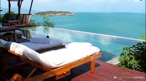 luxury hotel six senses samui choeng mon beach thailand