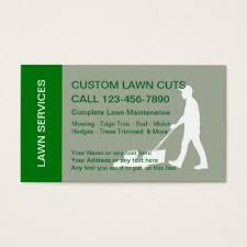 Mowing Business Cards Sod Business Cards U0026 Templates Zazzle