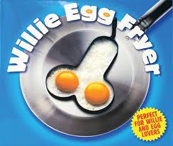 egg willie mold shaped fryer kitchen gadgets pinterest
