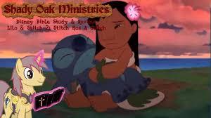 lilo stitch 2 stitch glitch disney bible study 6
